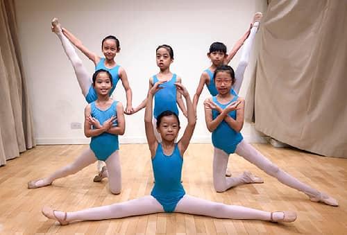 Pre Primary Ballet Practice