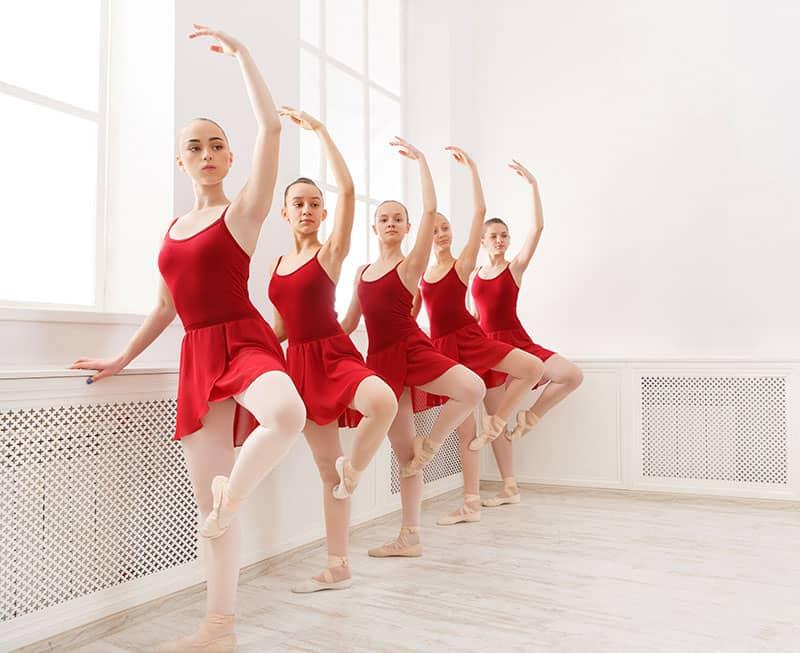 Ballet Center Performance