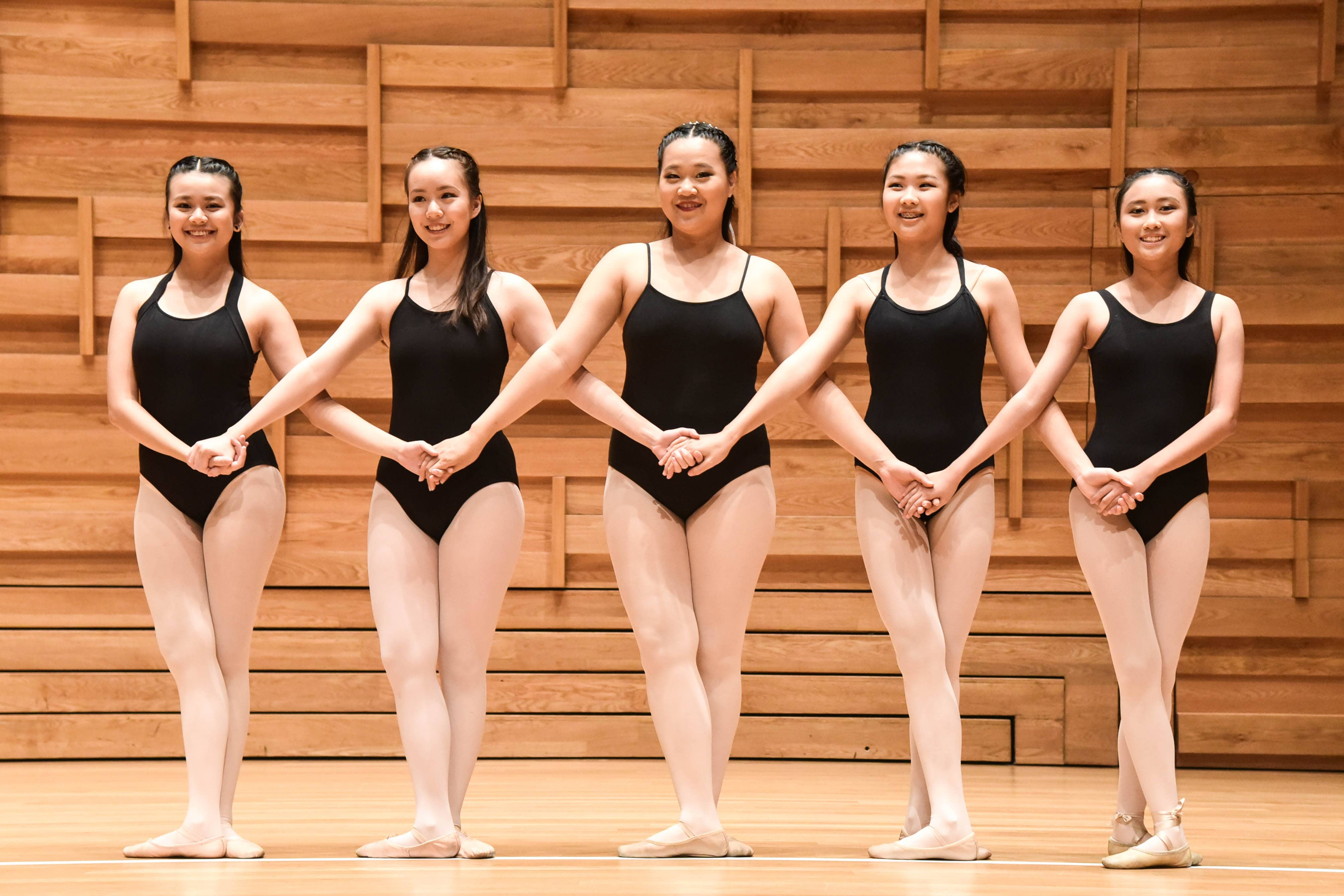 Ballet Lesson Practice