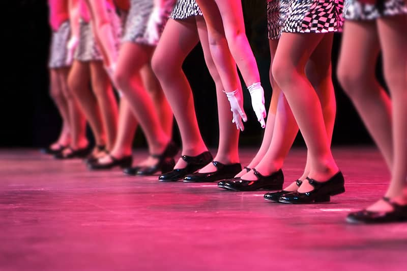 tap dance lessons