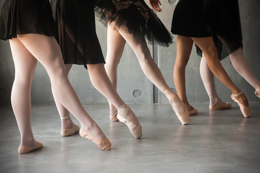 adult ballet performance opportunity