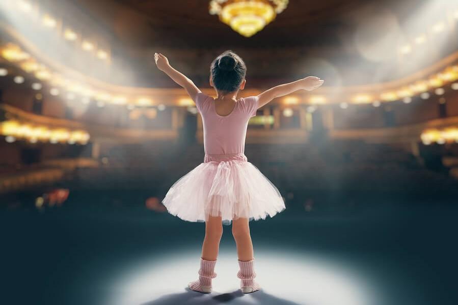 children ballet performance opportunity