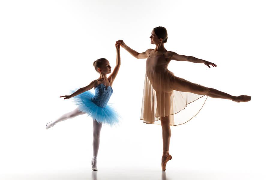 kids ballet teacher